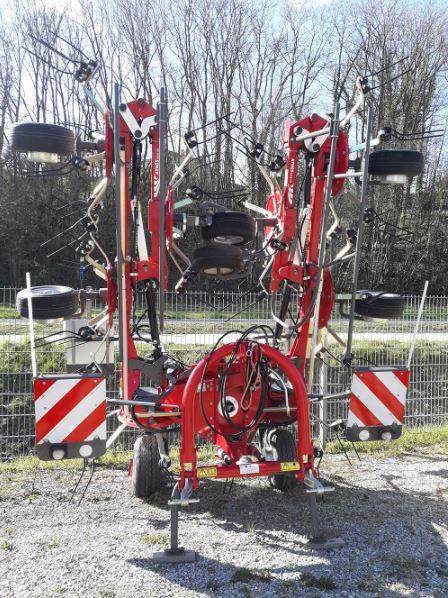 Heuwender - ATHOS 8608DN